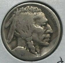 1919 D Buffalo Nickel - Scarce