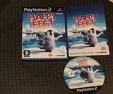 Happy Feet Play Station 2 PS2 PAL ESPAÑOL