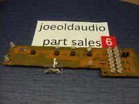 Kenwood KA-75 Amplifier Power Meter Board P/N X09-C/5 Parting Out KA-75 Amp