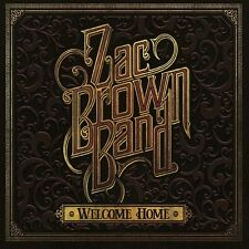 Zac Brown Band - Welcome Home Vinyl LP IN STOCK NEW/SEALED