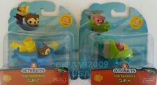 NEW! FISHER PRICE OCTONAUTS  * GUP SPEEDERS *  2 PACKS GUP-C + GUP-H.