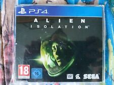 ALIEN ISOLATION PROMO PS4 PLAYSTATION PROMOTIONAL DISC RARE