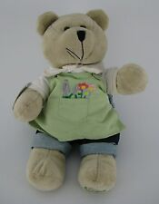 Starbucks Bearista Gardening Bear Plush Stuffed Animal