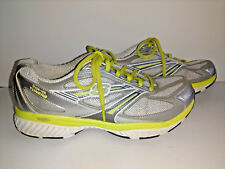 SKECHERS Shape Up Toners Womens Sneakers Shoes Size 8 Yellow Silver White