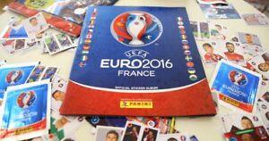 Panini UEFA Euro Championship France 2016 Stickers. Select Quantity. Great Value