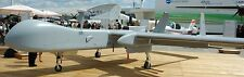 EADS Harfang France Air Force Unmanned UAV Aircraft Desktop Wood Model Small