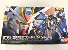 Strike Freedom Gundam Model Kit Z.A.F.T. Mobile Suit ZGMF-X20A BAN DAI
