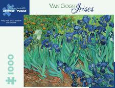 Pomegranate Vincent VAN GOGH - IRISES 1000 Piece Jigsaw Puzzle Art-Piece
