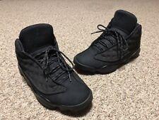 Air Jordan XIII 13 Retro Black Cat Anthracite Edition 414571-011 Size 12 Beaters