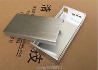 DAC6 full Aluminum silver decoder chassis DAC case PSU cabinet amplifier box