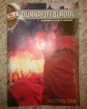 Groundhoppingheft Dünnpfiffbladdl Nummer 9 Fanzine Groundhopping Heft