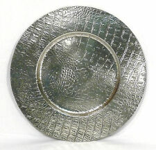 """Arte Italica Coccodrillo Charger or Platter 13 5/8""""Dia. Made in Italy COC0307"""