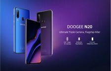 DOOGEE N20 16MP Triple Rear Camera Fingerprint 6.3 inch FHD+Display 64GB 4350mAh