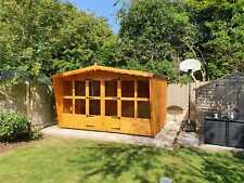 12 x 8 Summer House 13mm T&G               Free Delivery within 20 miles