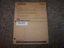 Cat Caterpillar Tractor D9R 7Tl1- 851 48W1- Owner Operation Maintenance Manual