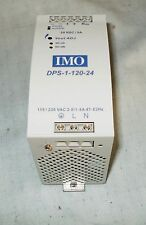 IMO Precision Controls LTD DPS-1-120-24 Power Supply