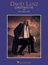 David Lanz - Christmas Eve (2008, Paperback) Narada   New Old Stock