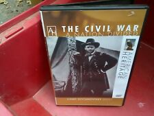 The Civil War A Nation Divided, American Heritage 5-Part Documentary