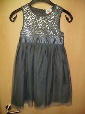 NEU ~ Sehr schickes und elegantes Mädchenkleid Gr. 128