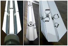 T5 Reflektor 39W Aluminium Hochglanz -Seaqualux-