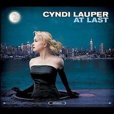CYNDI LAUPER - At Last (CD 2003)