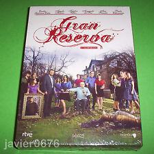 GRAN RESERVA PRIMERA TEMPORADA EN DVD PACK NUEVO Y PRECINTADO