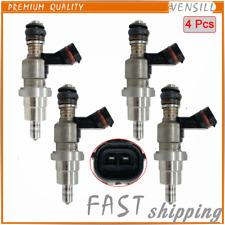 23250-28030 4X Fuel Injector For Toyota RAV4 OPA Avensis Vista Allion Premio