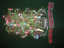 Redneck Christmas Tree green XL t shirt