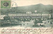 ECUADOR QUITO PALACIO DE GOBIERNO PLAZA DE LA INDEPENDENCIA 1905