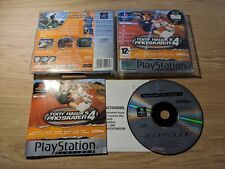 Tony Hawk's Pro Skater 4 Platinum for the Playstation PS1, Complete
