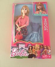 Barbie MIDGE life in the dream House NRFB 2012