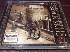 Chinese Democracy by Guns N' Roses (CD, Nov-2008, Geffen) Made in Australia.