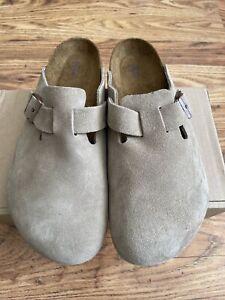 Birkenstock Clogs Boston Size 9.5 UK