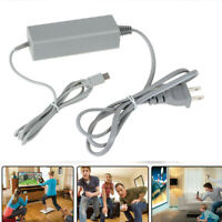 Charger for Nintendo Wii U Console Gamepad US Plug Power Supply Adapter AC White