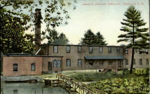 1908 Penacook,NH James E. Simonds Table Co. Merrimack County New Hampshire