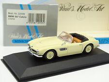 Minichamps 1/43 - BMW 507 Cabrio Crème