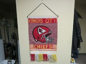 Tapestry Wall Hanging - Kansas City Chiefs