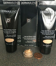 DERMABlend Professional Leg and Body Foundation Cover with SPF 15 Sample size