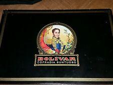 Bolivar Cofradia Suntuoso cigar box