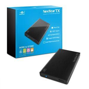 """Vantec USB 3.0 HDD External Enclosure for 9.5mm & 7mm 2.5"""" SATA III HDD/SSD"""