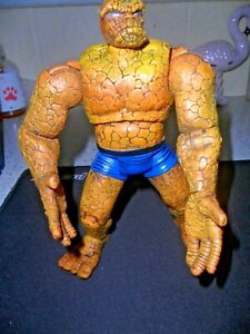 ToyBiz Marvel Legends Series 2 - THE THING Action Figure. 2002