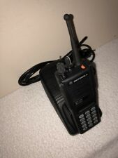 (NEW) Motorola MTS2000 H01UCH6PW1BN, UCKA, FM Radio, Battery, Clip, Charger