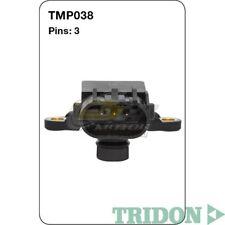TRIDON MAP SENSORS FOR Jeep Grand Cherokee WH 3.7 07/08-3.7L 7Y EKG 12V Petrol