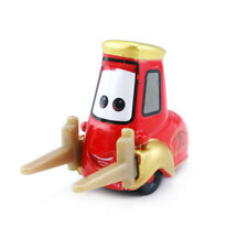 Mattel Disney Pixar Cars 2 Red Guido Fire Engine Rescue Squad Diecast Toy Model