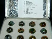Tin of Jabo Last Dance Lutz Named Marbles Hard To Find Set My Best KEEPERS