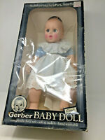 Vintage Gerber Baby Doll 17 Inch in Original Box 1979 Atlanta Novelty