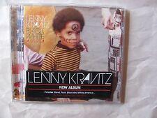 Lenny Kravitz - Black and white America (CD 2011)  new - NOT SEALED