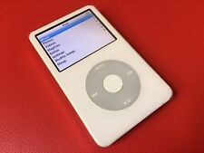 Apple iPod Video 80GB 5th Generation Classic White - EXCELLENT Condition Working