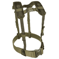 Blackhawk Load Bearing Suspenders OD Green