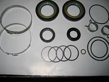 Power Steering Rack and Pinion Complete Overhaul Seal Kit #RP309